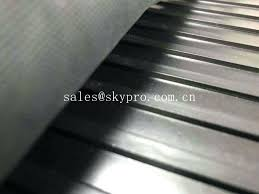 ribbed rubber sheet black thick wide ribbed rubber mats great wall broad corrugated rubber sheets ribbed