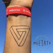 легкие татуировки для мужчин на руке тату на пальцах рук фото о