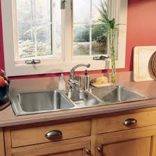 43 Inch Stainless Steel Undermount Butterly Corner Double Bowl 43 Kitchen Sink
