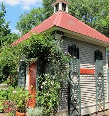 garden shed p allen smith