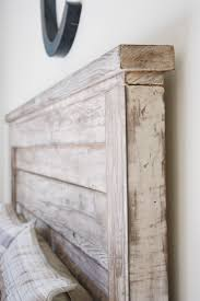 lovely decoration white wood queen headboard ana white rustic headboard diy projects
