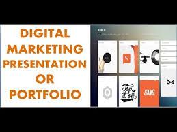 How To Create Digital Marketing Ppt Presentation Portfolio In Urdu