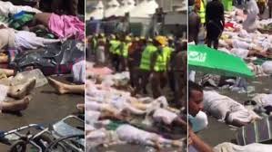 「Disasters The Hajj in Saudi Arabia 2015」の画像検索結果