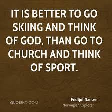 Fridtjof Nansen Quotes Adorable Fridtjof Nansen Quotes QuoteHD