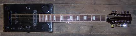 stumblecol pick up demo of the none more black 12 string wine box i could not get the wiring to work i tried several different wiring diagrams them by chance i tried it only one piezo and it worked