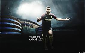 sergio aguero wallpaper 2016 17 manchester city by ledioc10 on