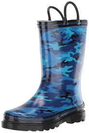 Western Chief Toddler Rain Boots Size Chart Amazon Com Western Chief Kids Baby Boys Hunters Camo