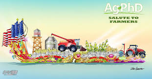 Rose Bowl Float Decorating Rules SD Company Salutes Farmers At Rose Parade KRVN Radio 69