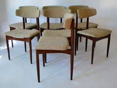 1960s mid century dining chairs made in by vinemodernmaine