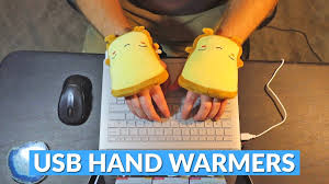 <b>Toast</b> Shaped <b>USB</b> Heated <b>Hand Warmers</b> - YouTube