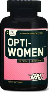 optimum nutrition opti women by optimum nutrition