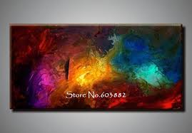 large wall paintingsBest 100 Handpainted Large Canvas Wall Art High Quality Home
