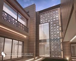 private villa kuwait 1000 m sarah sadeq aarchitects  Modern Villa Design Arabic ...