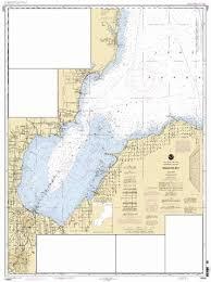 Free Saginaw Bay Maps Saginaw Bay Michigan Marine Chart