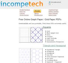 Interactive Online Graph Paper Resume Examples Resume