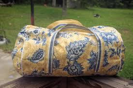 Sew a Super Simple Duffle Bag & Super Simple Duffle Bag PDF Sewing Pattern Adamdwight.com