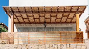 Coberturas de vidro com proteção solar, tradicionais e retráteis. Pros E Contras Da Cobertura De Vidro Para Pergolado Cobrire Construcoes Em Madeira