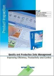 Prodx Quality And Production Data Management