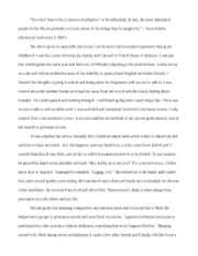 new mother essay my mother s sacrifice a portrait of my  2 pages essay 1