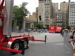 DOT Announces Summer Streets 2012 with Free Zip Line in Union Square -  Union Square - New York - DNAinfo