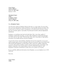 letter of recommendation templates word recommendation letter  reference