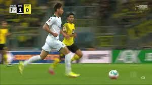 مشاهدة ملخص مباراة بوروسيا مونشنغلادباخ 1-0 بوروسيا دورتموند بتاريخ  2021-09-25 الدوري الالماني - بث مباشر