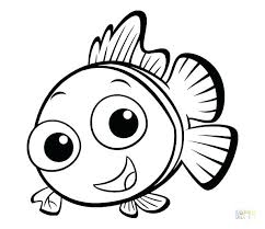 color pages fish fish coloring image fish pictures to color small fish coloring page free printable