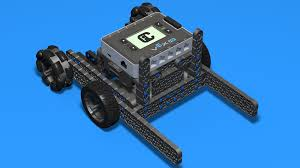 Vex Robotics Robot Designs Fllcasts Vex Iq Robot Base Chassis 1