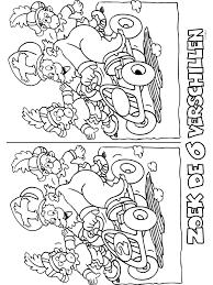 Zoek De Verschillen Sinterklaas Kleeschen Sinterklaas Knutselen