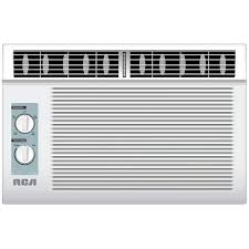 150 Sq Ft Shop Rca 5000 Btu 150 Sq Ft 115 Volt Window Air Conditioner At