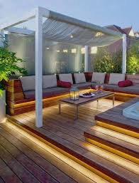 outdoor stair lighting lounge. Outdoor Stair Lighting Lounge Landscape LED Horizontal . T