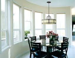 dining room lighting height chandelier above table over