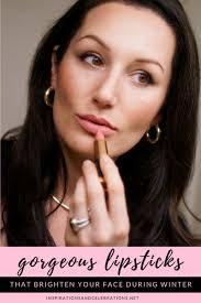 6 gorgeous lipsticks that brighten your face during winter