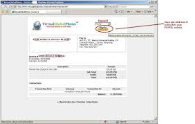 How To Do Invoices VirtualGlobalPhone Knowledgebase How Do I Remit Pay Funds 24