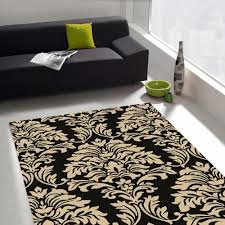 modern carpet designs. Black Fabric Modern Couch On White Floor Tile Installation Also And Floral Motif Carpet Designs In Small Space E