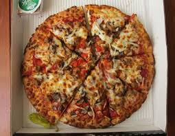 Papa Johns Size Chart Papa Johns Pizza Sizes Papa Johns Pizza Menu