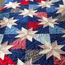 29 best Quilting - Hunter's Star images on Pinterest | Hunters ... & Beautiful Hunters Star · Star Quilt PatternsStar ... Adamdwight.com