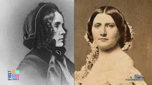 First Ladies Preview: Jane Pierce & Harriet Lane - YouTube