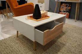 coffee table on photo to enlarge oslo walnut retro style