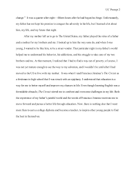 Example Essay Prompts What Is An Essay Prompt Major Magdalene Project Org