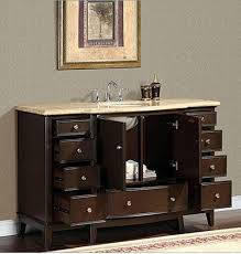 Alluring Bathroom Vanities Single Sink About Fresh Home