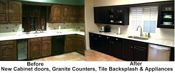 painted black kitchen cabinets before and after. Kitchen: Black Painted Kitchen Cabinets Before And After Full Size Of Paint  Colors For With Painted Black Kitchen Cabinets Before And After L