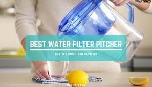 best water filter pitcher 2019