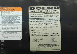 doerr motor lr22132 manual