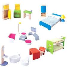 dolls furniture set. Baby Dolls Furniture Sets Plan Toys Modern Set For Wooden Dollhouses Inc V
