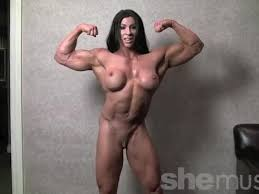 Women bodybuilders naked porn videos
