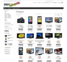 catalog template free grayscale full width responsive magento extension by