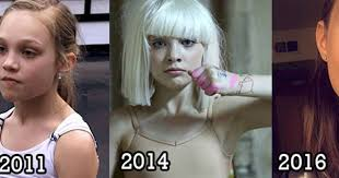remember mad ziegler from those sia s this is what she looks like now