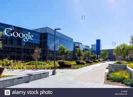 Google Head Office Campus, Mountain View, California, USA - Stock Image  Alamy