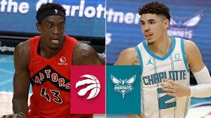 Read the latest headlines on the charlotte hornets basketball news. Toronto Raptors Vs Charlotte Hornets Lamelo Ball Drops Dimes In Debut Nba Preseason Highlights Youtube